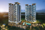 [3 Min to MRT] Bukit Rahman Putra Freehold Luxurious Semi-D Condo [0% D/P & Free Fully Furnish]