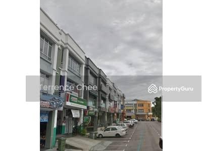 For Sale - Three storey shop lot, facing main road @ taman seri orkid