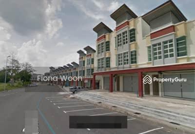 For Sale - Three Storey Shop Lot , Taman Bemban Bestari , Jasin Melaka