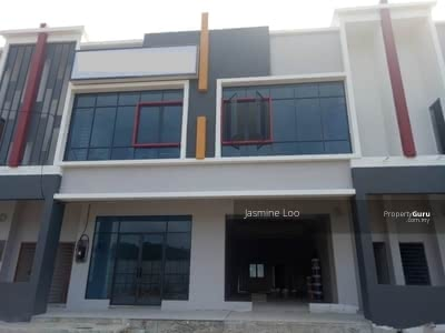 For Sale - 2 Storey Brand New Commercial Lots, Kulim Landmark City, Kulim