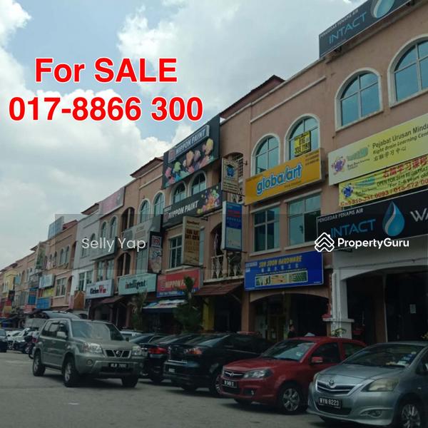 Bandar Puteri Puchong, Corner Shoplot For SALE RM5  0mil-Nego, Call Vico  017-8866 300