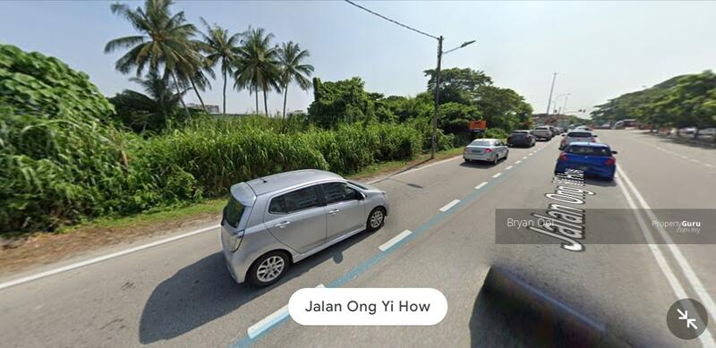 Land Butterworth Jalan Ong Yi How for sale #164890931