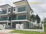 New Semi D, Jalan Serambi, Horizon Hills, Puteri Harbour