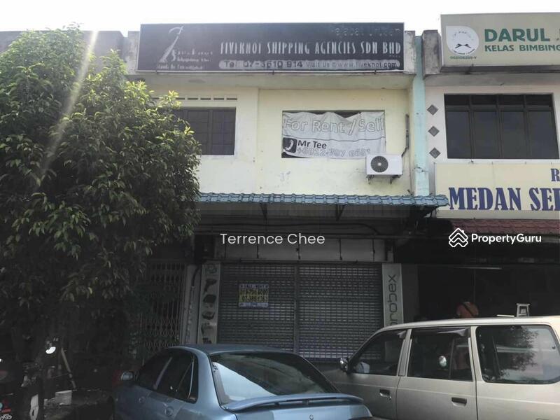 2 storey shop lot, Taman Johor Jaya #133016851