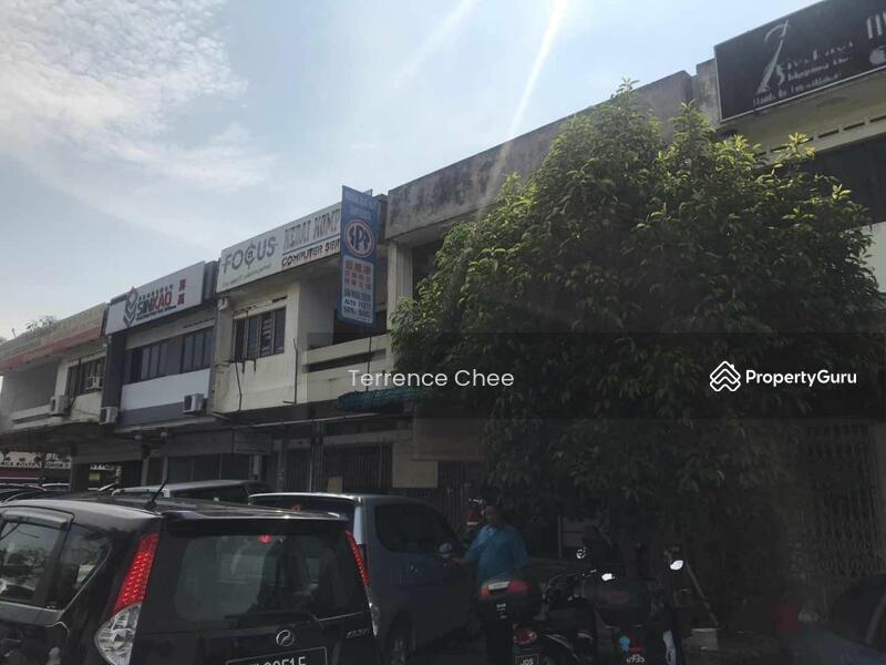 2 storey shop lot, Taman Johor Jaya #133016857