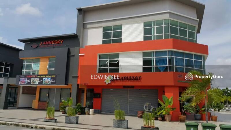 2 Storey Shop House @  Melaka New Jusco Mall ( Bumi Lot ) #133221791