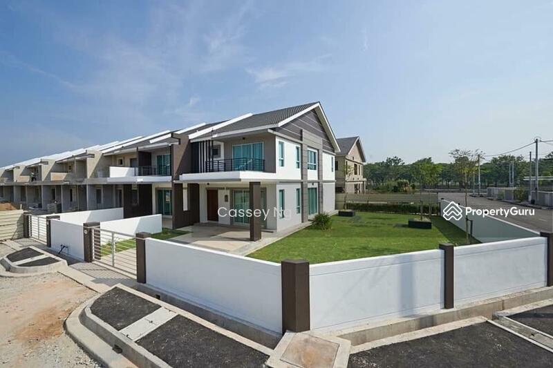 [BIG CORNER LAND] New double storey corner, 45x80, 0%d/p CASH BACK RM40k,  Seremban2