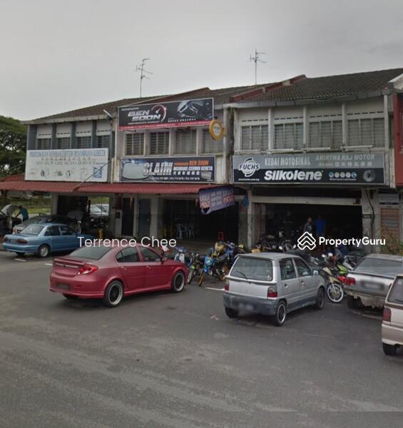 2 storey shop lot, Taman Rinting #133451929