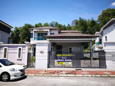 For Sale - Gated Guarded 1. 5sty bungalow at Meru Hill, Ipoh
