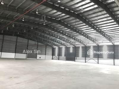 For Sale - Subang Jaya 3 Storey Detached Warehouse Factory