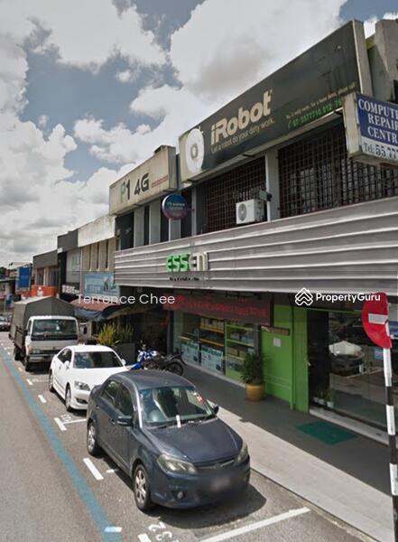 Double storey shop lot, Taman Ungu Tun Aminah #134078951