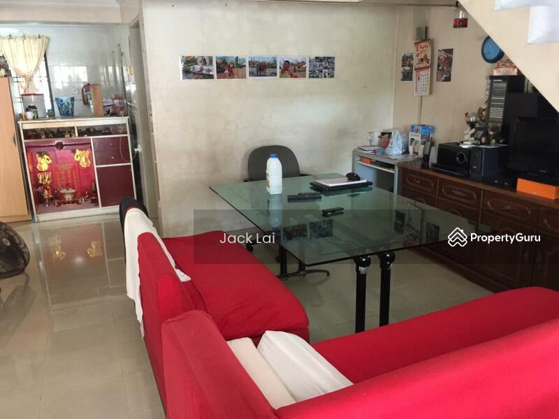 Permas jaya low cost double storey corner with 2 kitchen