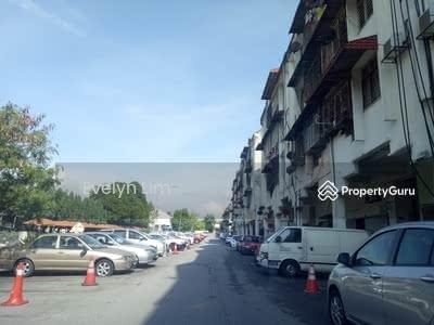For Sale - Taman Intan Baiduri Shop Apartment, Selayang