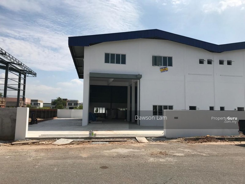 New Factory @IGB Industrial Area #135034611