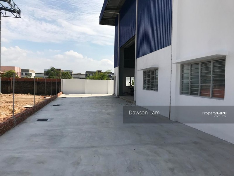 New Factory @IGB Industrial Area #135034623