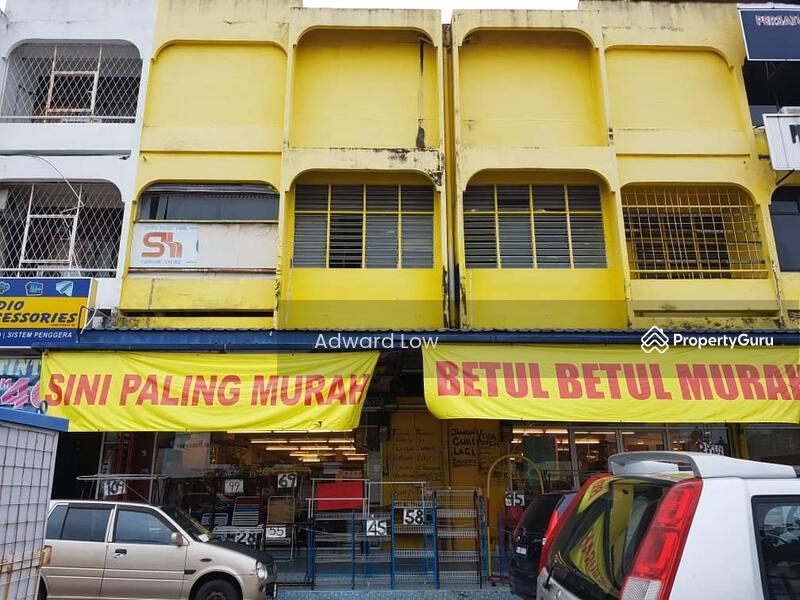 2 UNIT 3 STOREY SHOP LOT AT JALAN WONG AH JANG FOR SALE #135126467