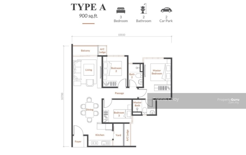99 Residence Kl North Jalan Kuching Jalan Ipoh Kepong Kuala Lumpur 3 Bedrooms 900 Sqft Apartments Condos Service Residences For Sale By Cannis Choy Rm 420 000 29728035