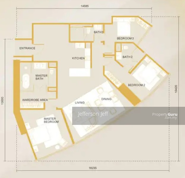 Banyan Tree Pavilion Jalan Conlay Klcc Kl City Kuala Lumpur 4 Bedrooms 1786 Sqft Apartments Condos Service Residences For Sale By Jefferson Jeff Rm 4 550 000 29735897
