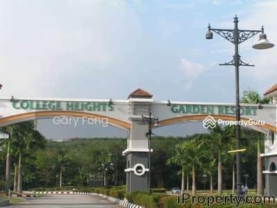 For Sale - Negeri sembilan college heights garden resort land for sale