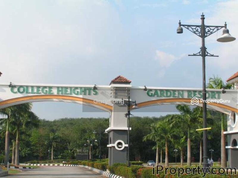 Negeri sembilan college heights garden resort land for sale #135326041