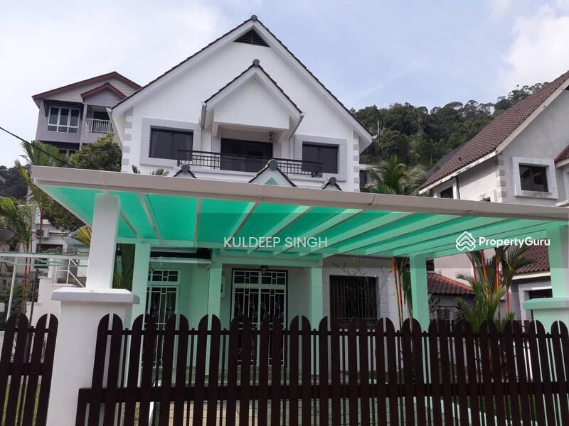 Ferringhi Villas In Batu Ferringhi Penang Located Across The Ocean Nearby Hard Rock Hotel
