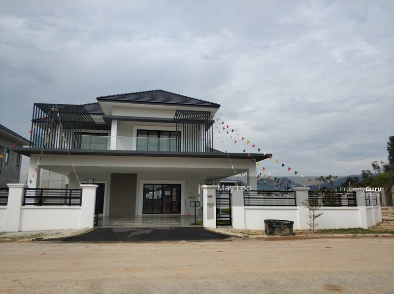 Freehold Gated Guarded Bungalow At One Meru Near Golf Course #135705389