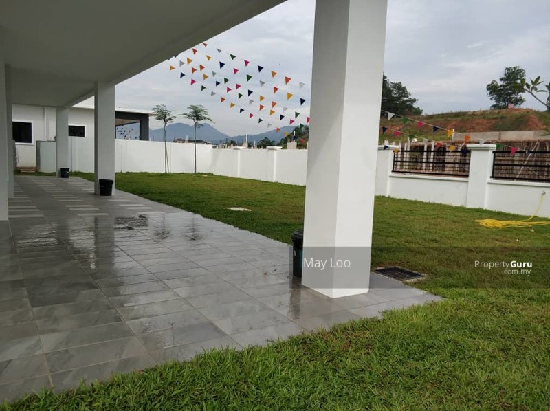 Freehold Gated Guarded Bungalow At One Meru Near Golf Course #135705393
