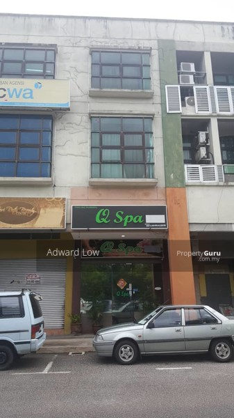 3 STOREY SHOP LOT AT LORONG TUN ISMAIL FOR SALE #136310147
