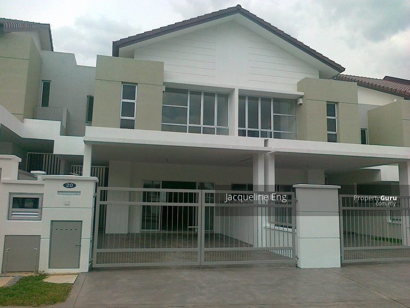 Clear Stock Last 5units Only With Rebate 25new Double Storey Freehold Guarded Gated In Semenyih