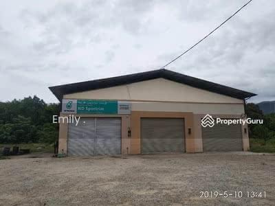 For Sale - [Reduced RM134k] 1 Storey Shop in Kampung Chedok, Tanah Merah, Kelantan