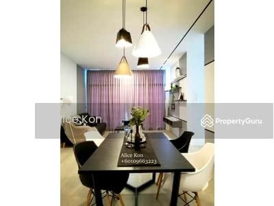 For Rent - Fulton Park Apartment Jalan Central