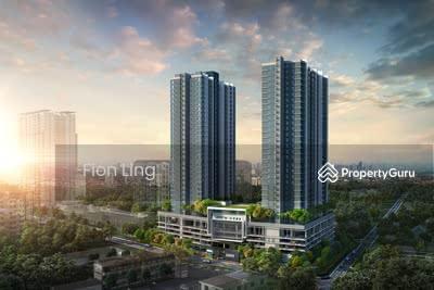For Sale - 121 Residences @ Damansara Utama   400m To LRT   1KM To One Utama Shopping Centre