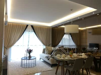 For Sale - Bukit Jelutong Brand New Condominium Partially Furnished