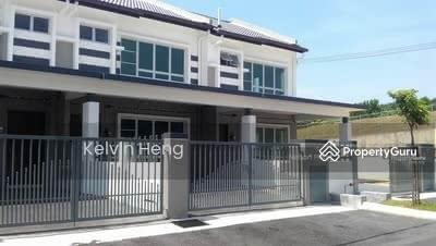 For Sale - Corner Lot Last 3 Bank Loan Rejected 1sty 22x75 Freehold Banting , Kota Warisan , Bandar Enstek
