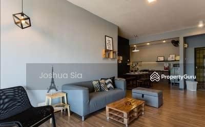 For Sale - Seper Low Density New Condo [ 3Bedrooms + 2 Bathrooms ] Walking Distence To KTM & MRT Jalan Kuching