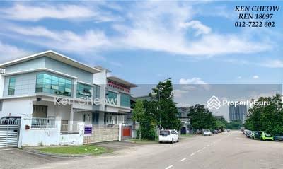 For Sale - Kempas Utama Industrial Park Factory for Sale