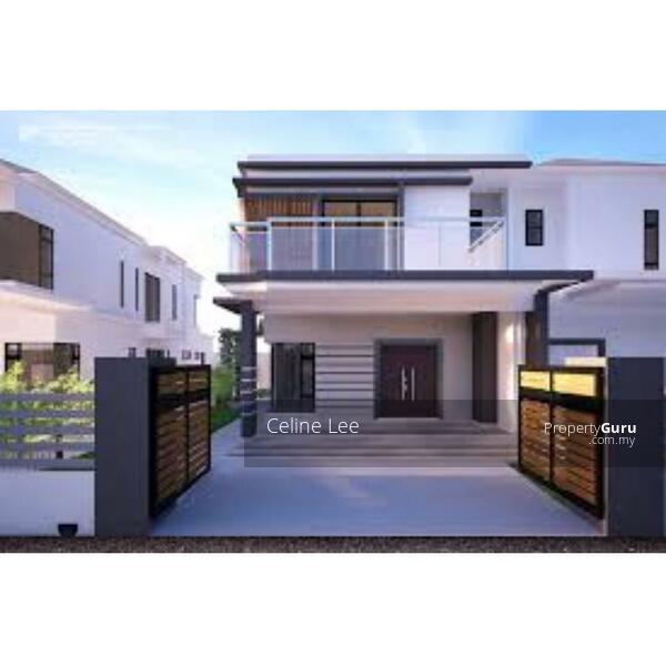[Corner Lot Available] Freehold Hilltop Semi-D 40x80, Cashback 88k #138897373