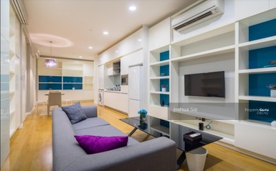 For Sale - [ 2Bed 2Bath + Fully Residential ] New Condominium Walking Distence To KTM & MRT Mont Kiara