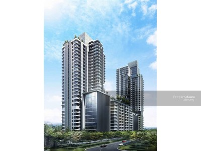 For Sale - NEW EXCLUSIVE FULLY FURNISHED KL SKY SEMI-D CONDO [ZERO DOWNPAYMENT]