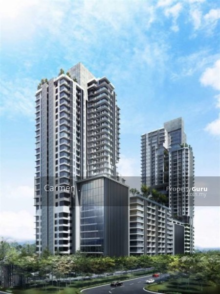 NEW EXCLUSIVE FULLY FURNISHED KL SKY SEMI-D CONDO [ZERO DOWNPAYMENT] #139110021