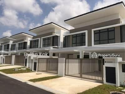 For Sale - Below Market New Project [Full Loan+Cash Back 80k]2Sty 22x80 nr Kuchai Lama , Bukit Jalil