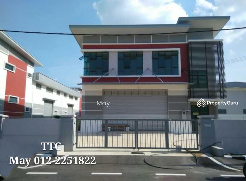 Taman Teknologi Cheng ,Malim Krubong 1 1/2 Storey  Semi  Detected Factory #140209573