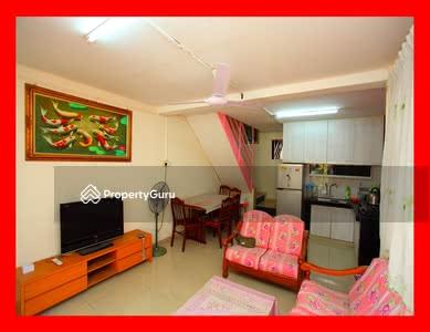 For Sale - Rumah Dalam [*Bulanan Rm720/ Full Loan*] 2. 5 Sty Cluster House Sri Rampai Setapak