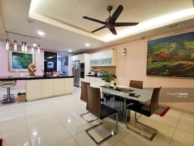 For Sale - Renovated Two And A Half Storey Link In Bandar Utama