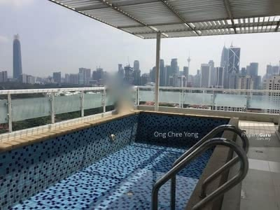 For Rent - EmbassyView (Penthouse, KLCC view), AH