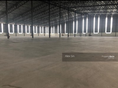 For Sale - Seremban Bandar Ainsdale Newly completed Detached Warehouse