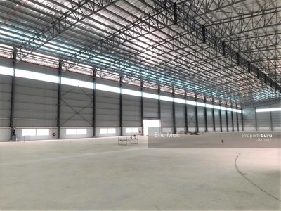 For Rent - Shah Alam, Detached Factory with sprinkle system for RENT