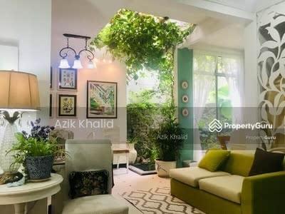 For Sale - Ukay Perdana Beautiful Semi D Country Garden Concept Below Market Urgent Sale