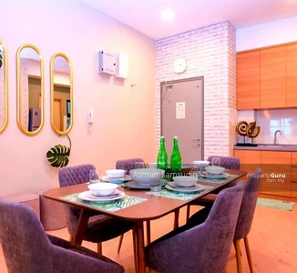 For Sale - SURIA RESIDENCE 3 BEDROOM