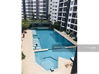 For Sale - GOOD DEALS Suria Residence Bukit Jelutong Shah Alam